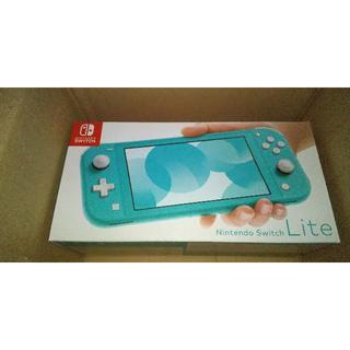 Nintendo Switch - [新品] スイッチ Nintendo Switch Lite ターコイズ