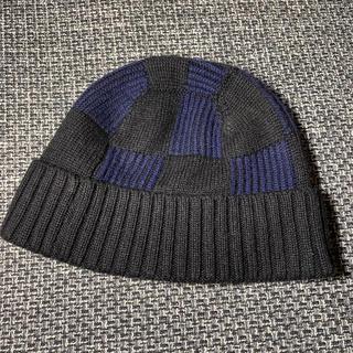 ルイヴィトン(LOUIS VUITTON)のLOUIS VUITTON ベビーキッズ ニット帽子(帽子)