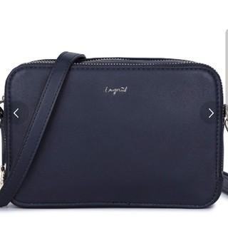 Ungrid - アングリンド スムースマルチポシェットバッグ