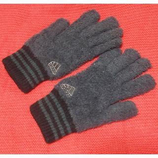 アディダス(adidas)の訳あり男性用手袋《adidas アディダス》の寒さ対策にいかがですか♪(手袋)
