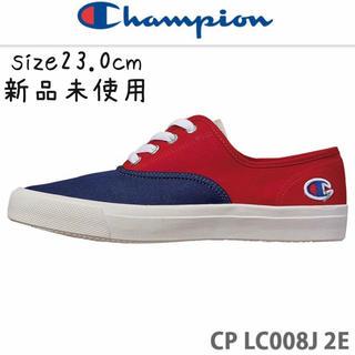 チャンピオン(Champion)のチャンピオン スリッポン CP LC008J センターコートsize23cm(スニーカー)