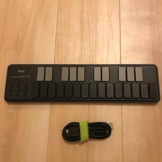 コルグ(KORG)のnanokey2 KORGコルグ(MIDIコントローラー)