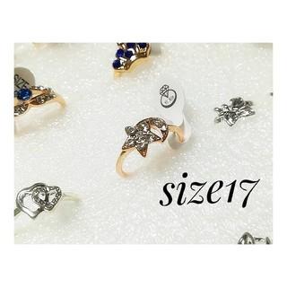ファッションリング17号(リング(指輪))