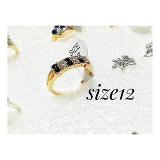 ファッションリング 12号(リング(指輪))