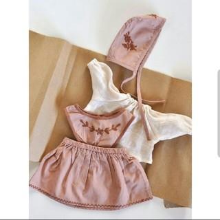 キャラメルベビー&チャイルド(Caramel baby&child )の専用 Polka dot club × APOLINA ドール用 (ぬいぐるみ)