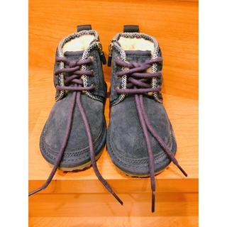 アグ(UGG)のUGG uGG ブーツ 15cm(ブーツ)