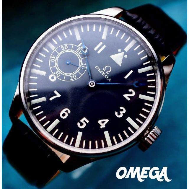 ロレックス 時計 コピー 懐中 時計 - OMEGA - rebron23様専用◆オメガ◆ OH済/ミリタリー/WWⅡ/腕時計/手巻の通販