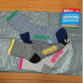 アウトドアプロダクツ(OUTDOOR PRODUCTS)のアウトドアプロダクツ 靴下ソックス(ソックス)