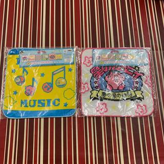 星のカービィ ミニタオル 2枚セット(タオル/バス用品)