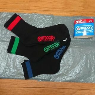 アウトドアプロダクツ(OUTDOOR PRODUCTS)のアウトドアプロダクツ 靴下 ソックス(ソックス)
