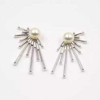 nano・universe - Sun pearl silver pierce No.232