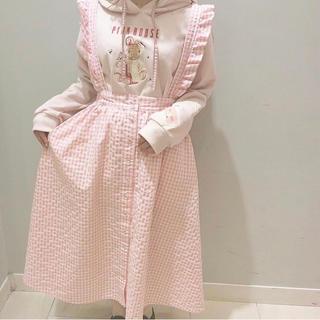 Katie - 本日限定 レア baby pink onepiece