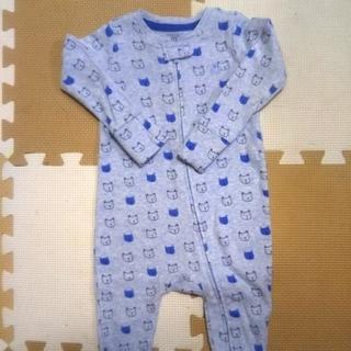babyGAP - babyGAP 長袖ロンパース 70cm