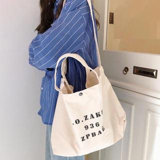 ❀ トートバッグ A4 ショルダーバッグ 大容量 肩掛け エコバッグ 通勤通学(トートバッグ)