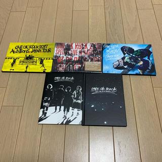 ワンオクロック(ONE OK ROCK)のワンオクロック ライブDVD(ポップス/ロック(邦楽))