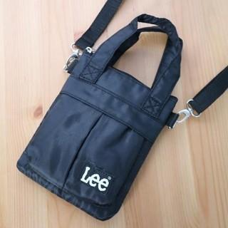 リー(Lee)のsmartスマート雑誌付録 Lee ヘルメットバック型ミニショルダー(ショルダーバッグ)