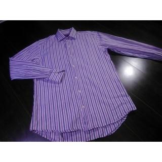 エトロ(ETRO)のETRO/ストライプ/シャツ/トップス/スーツ/ジャケット/ドレスシャツ/長袖 (シャツ)