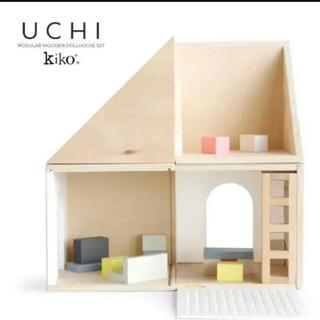 ミナペルホネン(mina perhonen)の新品未使用 kiko gg uchi キコ(知育玩具)