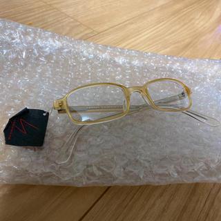 ヨウジヤマモト(Yohji Yamamoto)の(オールドヨウジ)  ヨウジヤマモト   クリアフレームメガネ(サングラス/メガネ)