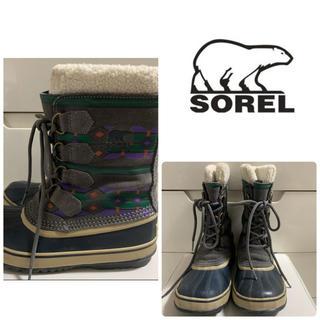 ソレル(SOREL)のSOREL スノーブーツ(ブーツ)