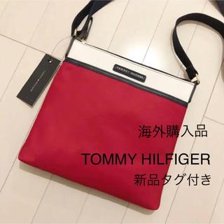 トミーヒルフィガー(TOMMY HILFIGER)のTOMMY HILFIGER ショルダーバッグ 海外購入品 新品タグ付き トミー(ショルダーバッグ)