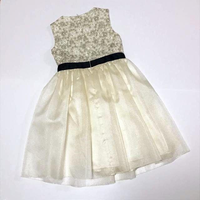 TOCCA(トッカ)のTOCCA BAMBINI 130cm フォーマルドレス 2599 キッズ/ベビー/マタニティのキッズ服女の子用(90cm~)(ドレス/フォーマル)の商品写真