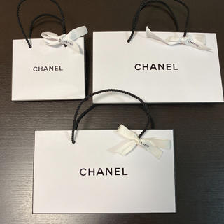 CHANEL - シャネル 紙袋 ショッパー