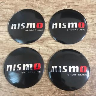 ホイール用カスタムステッカー NISMO 4枚セット(車外アクセサリ)