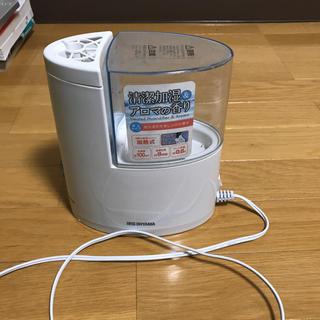 アイリスオーヤマ(アイリスオーヤマ)のアイリスオーヤマ 加熱式加湿器 SHM-100U(加湿器/除湿機)