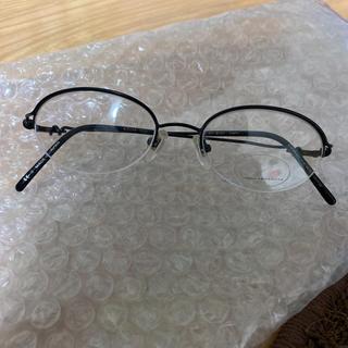 ヨウジヤマモト(Yohji Yamamoto)の(オールドヨウジ)  ヨウジヤマモト   特殊フレームメガネ(サングラス/メガネ)