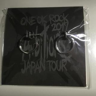 ワンオクロック(ONE OK ROCK)のONE OK ROCK 2017 ''Ambitlons'' ピアス(ミュージシャン)