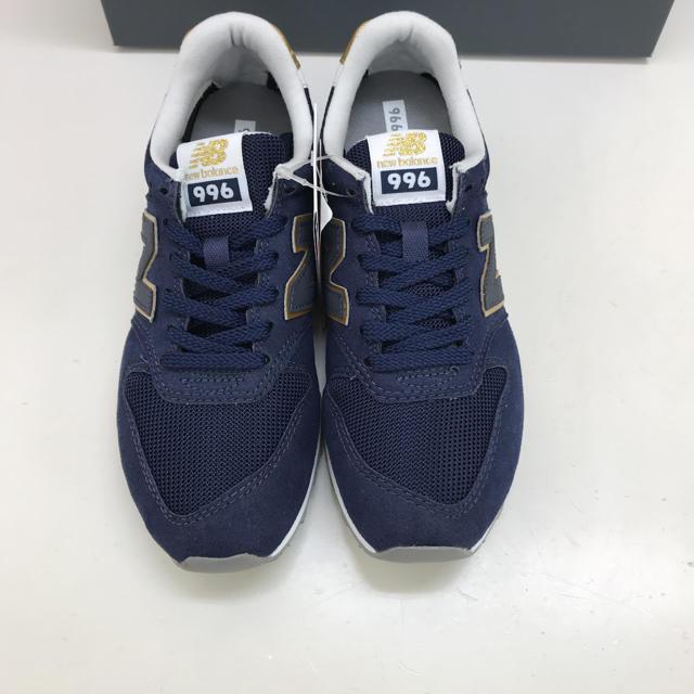 New Balance(ニューバランス)のニューバランス996 ネイビー 23.5 レディースの靴/シューズ(スニーカー)の商品写真