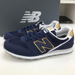 New Balance - ニューバランス996 ネイビー 23.5