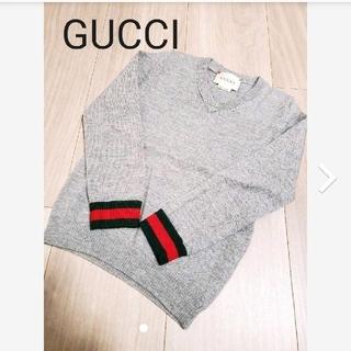 グッチ(Gucci)のGUCCI ニット セーター(24M)(ニット)