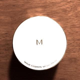 ミシャ(MISSHA)のmissha M クッション ファンデーション(マット)15g(ファンデーション)