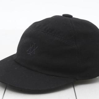 エルメス(Hermes)の【美品】エルメス キャップ 帽子 ブラック 51  正規品(キャップ)