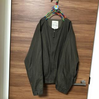 スタディオクリップ(STUDIO CLIP)のノーカラージャケット(ノーカラージャケット)