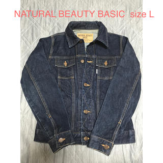 NATURAL BEAUTY BASIC☆Gジャン