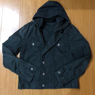 RAGEBLUE - RAGE BLUE   フード付きジャケット