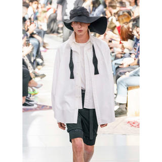 sacai - sacai 20ss レイヤードシャツ 白 size2 新品未使用