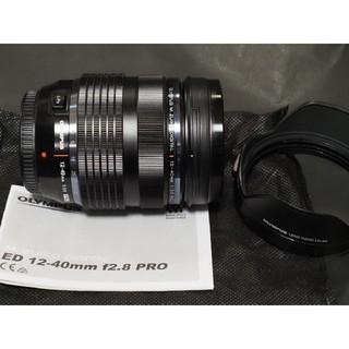 オリンパス(OLYMPUS)のオリンパスM.ZUIKO 12-40mmPRO(レンズ(ズーム))
