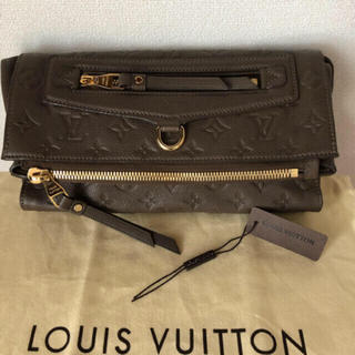 LOUIS VUITTON - 正規品 ルイヴィトン アンプラント  クラッチバッグ
