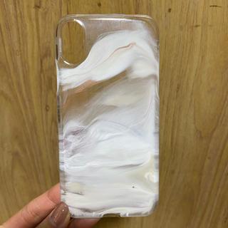 プラージュ(Plage)のplage ideas and PRINTING iPhone10(iPhoneケース)