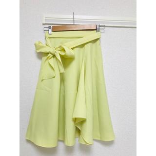 リランドチュール(Rirandture)のリランドチュール★スカート★黄色(ひざ丈スカート)