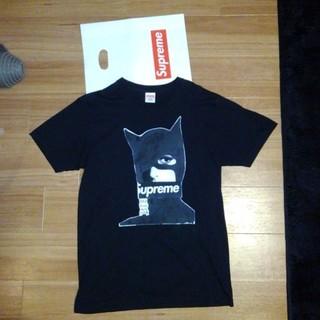 Supreme - 超美品 Supreme 13ss cats Tシャツ 黒 Mサイズ