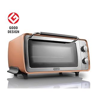 デロンギ(DeLonghi)のDeLonghi デロンギ オーブン&トースター[EOI407J-CP](調理機器)