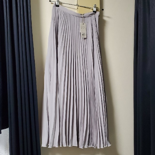 Ungrid(アングリッド)のともぷ様専用です💐シフォンプリーツマキシスカート レディースのスカート(ロングスカート)の商品写真
