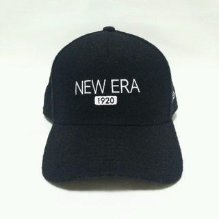 NEW ERA - NEW ERA ニューエラ メルトン キャップ 帽子 CAP