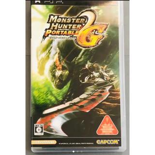 プレイステーションポータブル(PlayStation Portable)の【ジャンク】モンスターハンター ポータブル 2rd G(家庭用ゲームソフト)