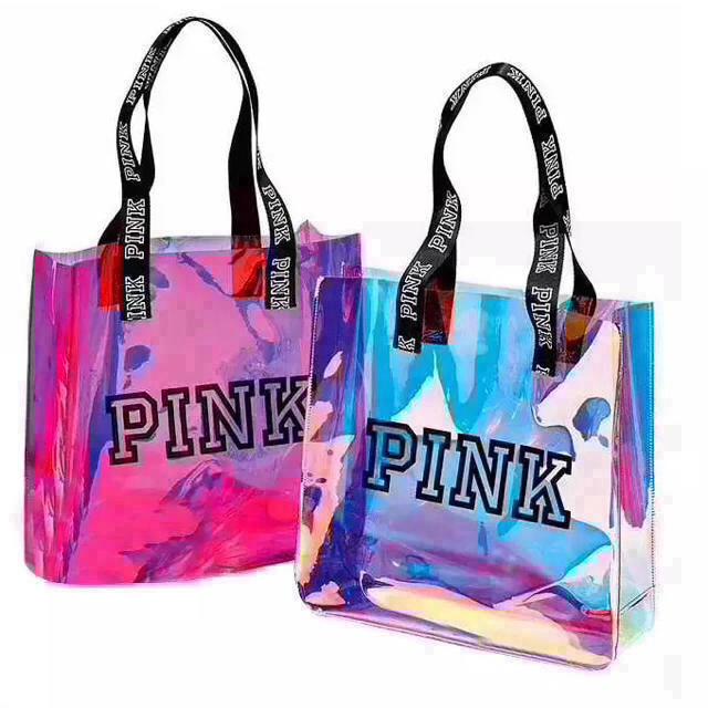 Victoria's Secret(ヴィクトリアズシークレット)のヴィクトリア シークレットのクリアトート レディースのバッグ(トートバッグ)の商品写真